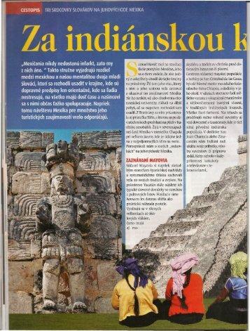 ZAlNAvANI MAYOVIA - Mexico Tours