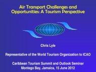 Chris Lyle - Caribbean Hotel & Tourism Association