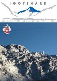 Heimat. - SAC-Gotthard