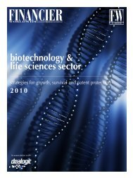 biotechnology & life sciences sector - Sunstein Kann Murphy ...