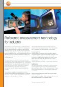 Reference Measurement Technology for Industry - Page 2
