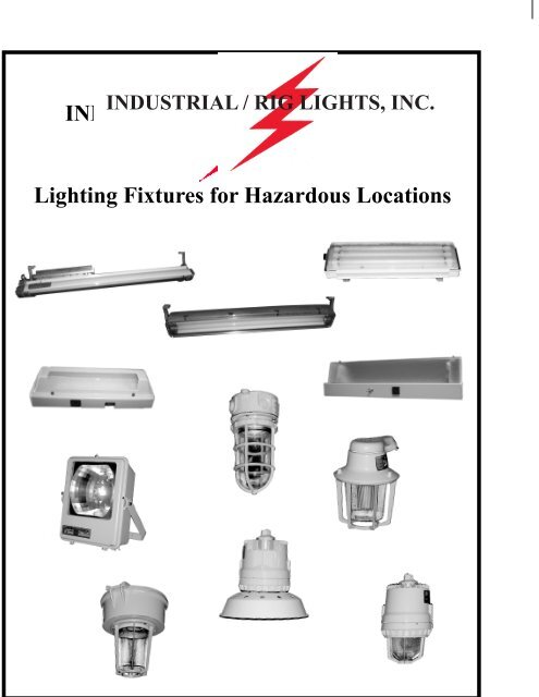 To View Our Catalog Rig Lights Inc