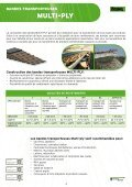 BANDES TRANSPORTEUSES - Savatech - Page 4