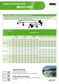 BANDES TRANSPORTEUSES - Savatech - Page 5