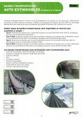 BANDES TRANSPORTEUSES - Savatech - Page 6