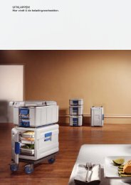 BL 03 Blanco voedseltransportcontainers