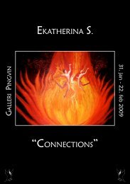 "EKATHERINA S. G P ""CONNECTIONS"" - Galleri Pingvin"
