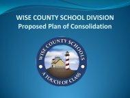 November 16, 2010 - Community Forum - Wise County Public Schools