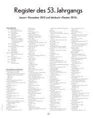 Zum Register 2012 - Kultiversum