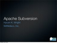 Why did Subversion become an Apache project?