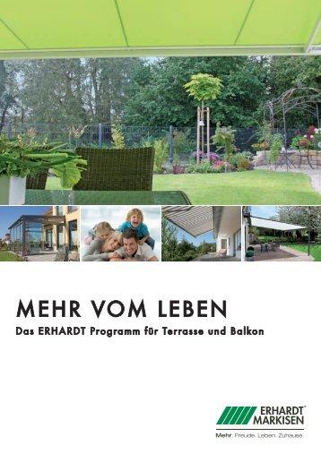 Markisen-Gesamtprogramm - Howalux GmbH