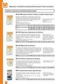 Naprawa i montaż konstrukcji betonowych oraz murowych - Quick-Mix - Page 5