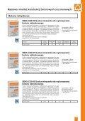Naprawa i montaż konstrukcji betonowych oraz murowych - Quick-Mix - Page 6