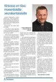 Kirkonpalwelija - Kirkonpalvelijat ry - Page 3