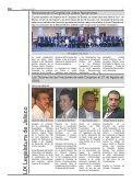 LIX LEGISLATURA: TRABAJO DE GESTIÓN Y PARLAMENTARIO ... - Page 3