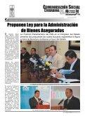LIX LEGISLATURA: TRABAJO DE GESTIÓN Y PARLAMENTARIO ... - Page 5