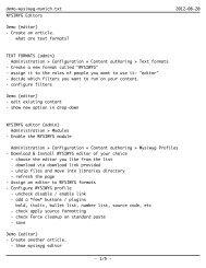 WYSIWYG Editors Demo (editor)