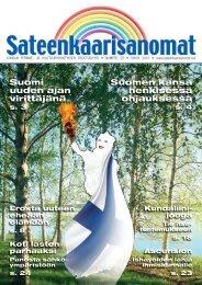 Lataa koko lehti 2 / 2012 - Sateenkaarisanomat