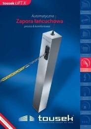 """Zapora Ã…Â'aÃ…Â""""cuchowa - tousek GmbH"""