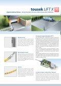"""Zapora Ã…Â'aÃ…Â""""cuchowa - tousek GmbH - Page 2"""