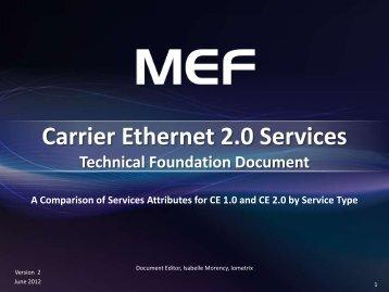 Carrier ethernet 20 certification blueprint version11 mef carrier ethernet 20 services technical foundation document mef malvernweather Choice Image
