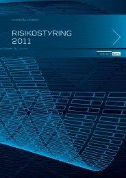RISIKOSTYRING 2011 - Realkredit Danmark