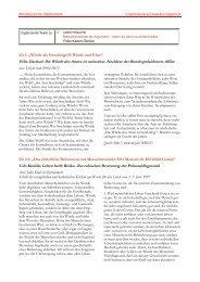Felix Dachsel: Die Würde des Amtes ist unfassbar ... - Bru-Magazin
