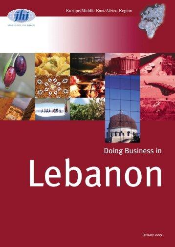 Lebanon - JHI