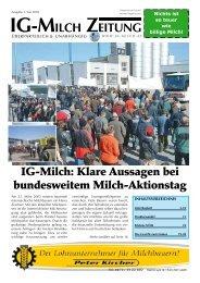 3. IG-Zeitung Ausgabe Juli 05 - IG-Milch