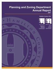 2007 Annual Report Final 04-01-08.indd - Hamilton County, Ohio