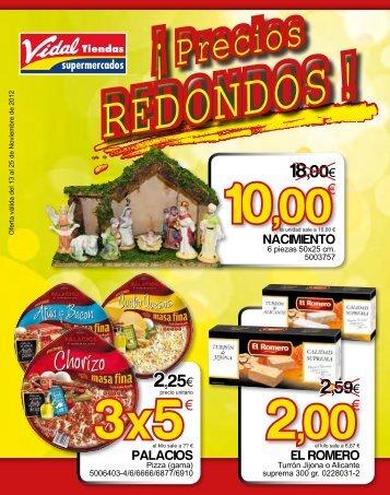 1,00 - Vidal Tiendas Supermercados