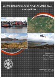 Outer Hebrides Local Development Plan - Comhairle nan Eilean Siar