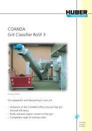 COANDA Grit Classifier RoSF 3 - brochure english