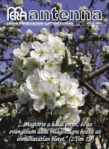 2011 2. szám - Magyar Evangéliumi Rádió