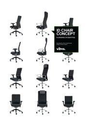 Datenblatt zum Vitra ID Chair Concept (PDF 4.41 MB) - Connox