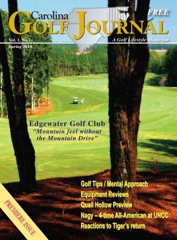 Edgewater Golf Club - Play Best Golf Courses in Charlotte, NC