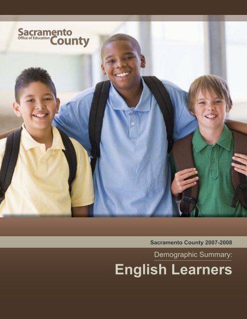 English Learners Sacramento County Office Of Education