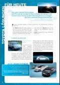 Toyota und die Umwelt - Seite 6