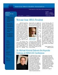 Download your copy of this first issue as a pdf. - American Men's ...