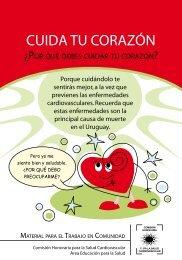 cuida tu corazón - Comisión Honoraria para la Salud Cardiovascular