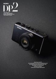 Zuerst kam die DP1. Die einzigartige All-in-One-Kompaktkamera mit ...
