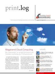 Megatrend Cloud Computing
