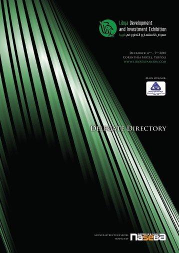 Delegate Directory