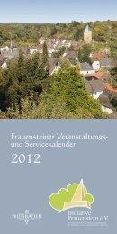 Frauensteiner Veranstaltungs - Initiative Frauenstein