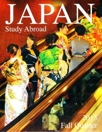Japan - Cascadia Community College