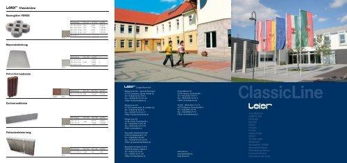 ClassicLine - Kaiserstein Gesellschaft mbH