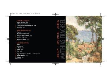 MATTHIAS TRACHSEL - wolfgang reisinger