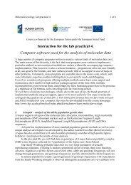 LAB EXAM/PRACTICAL INSTRUCTIONS-BIOLOGY 211L