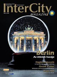 InterCity Magazin 2008/tél