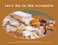Let's Go to the Acropolis